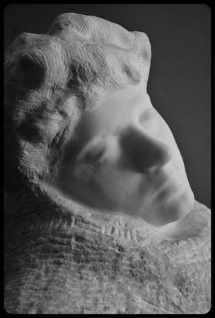 """Lady Sackville-West"" par Auguste Rodin"