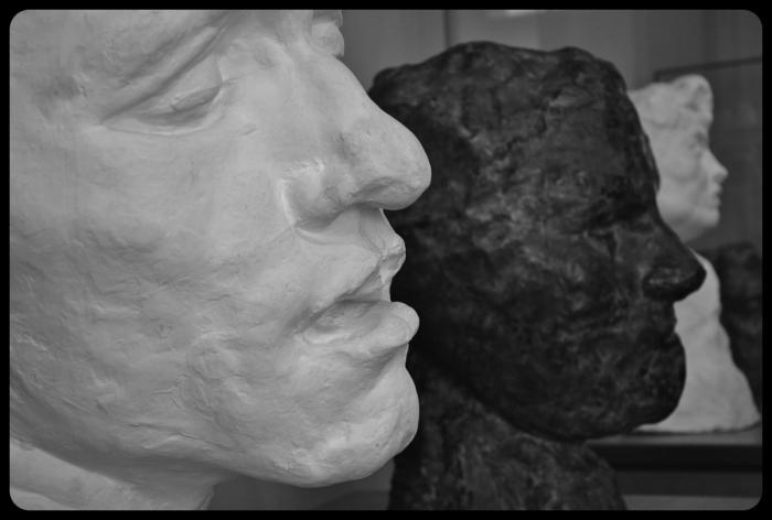 """""""Pierre de Wissant"""" fait par Auguste Rodin"""