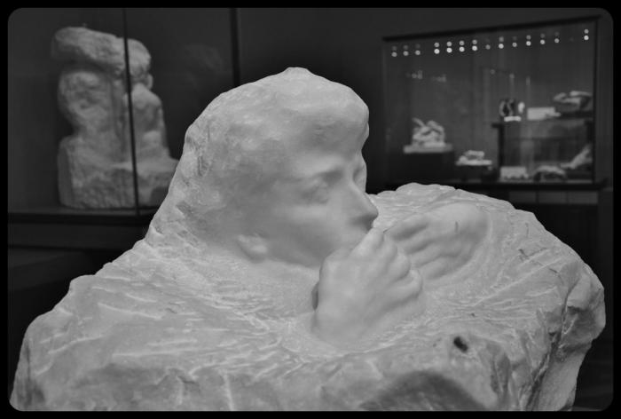 """""""la convalescente"""" d'Auguste Rodin"""