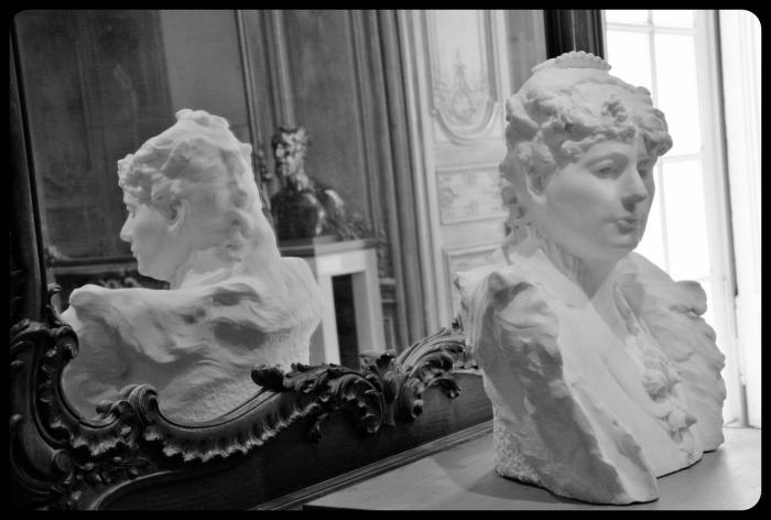 """""""Madame Roll"""" fait par Auguste Rodin /1883"""