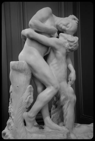 """""""Vertumne et Pomone"""" Par Camille Claudel en 1905"""