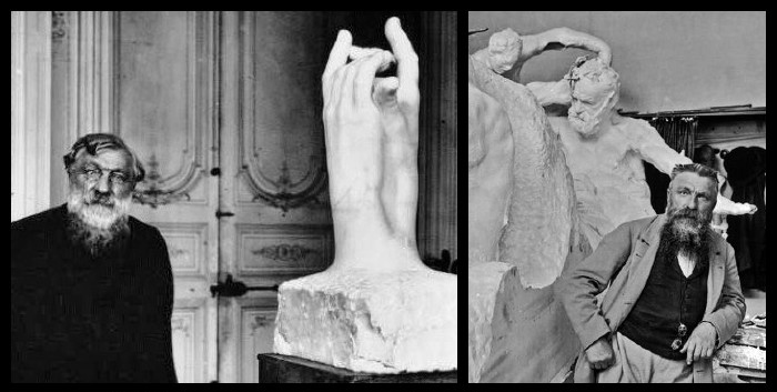 Auguste Rodin ( 1840-1917)