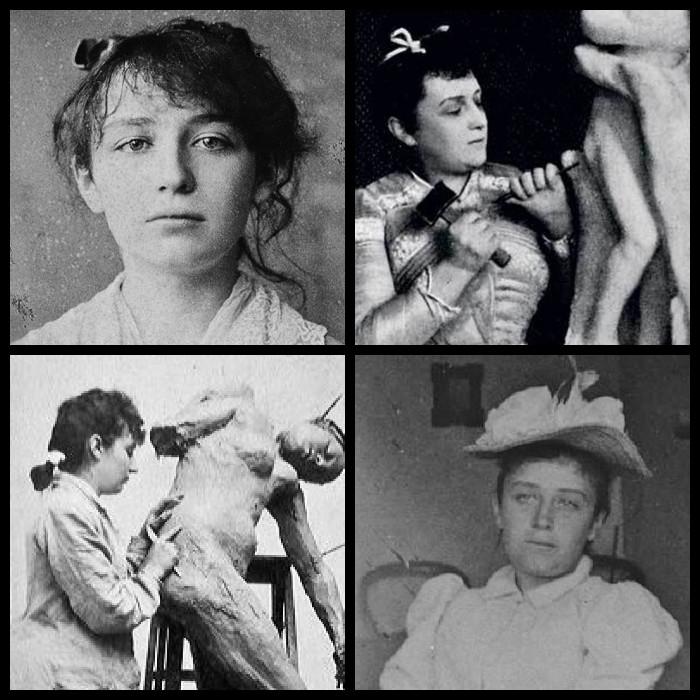 Camille Claudel (1864-1943)