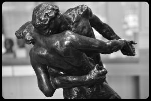 """""""La valse"""" de Camille Claudel"""