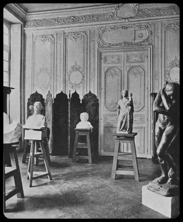 Archive musée Rodin