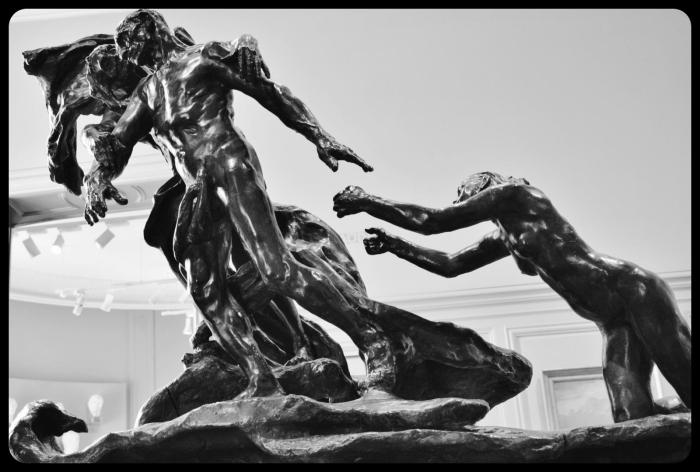 """""""l'âge mûr"""" de Camille Claudel"""
