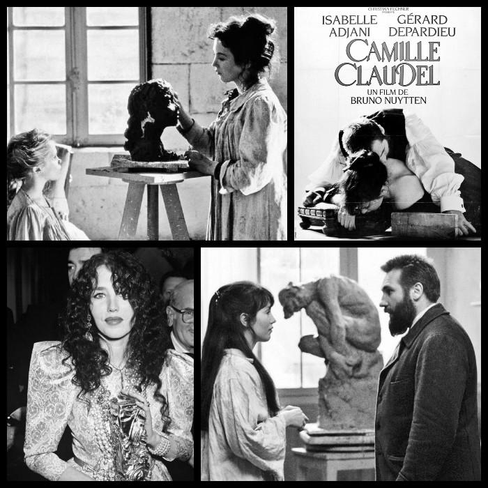 """film """"Camille Claudel"""" de Bruno Nuytten 1988"""