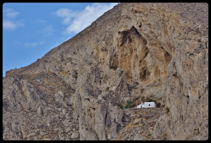 Plage de Perissa / Grèce- Santorin 2017