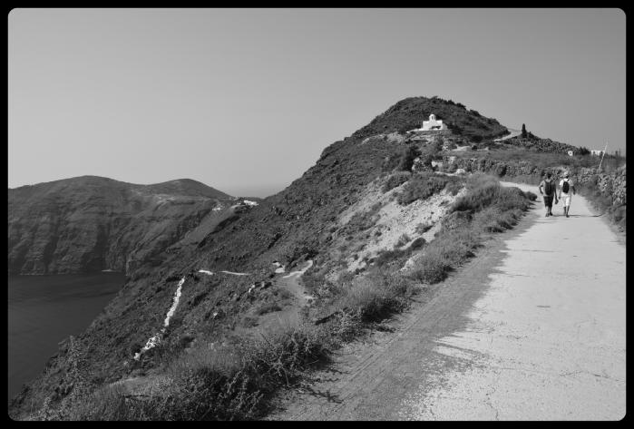 Grèce / Santorin 2017
