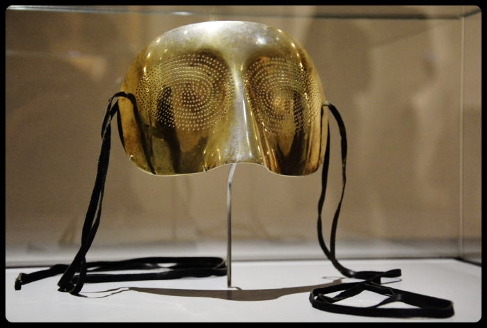 Expo Médusa Paris 11.2017-Man Ray, Optic Topic Mask, 1974-1978.