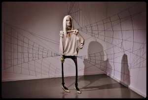 Expo Médusa Paris 11.2017-Liz Craft / Spider Woman, 2015