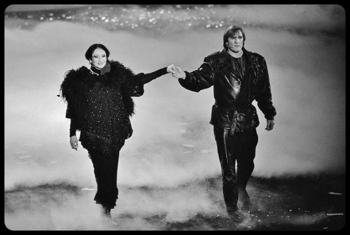Barbara et Depardieu