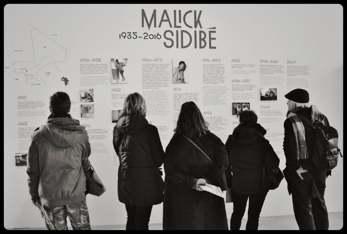 expo Malick Sidibé 2018 / Paris