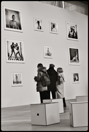 expo Malick Sidibé / Fondation Cartier-Paris 2018