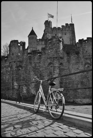 Le château de Gand. 2018