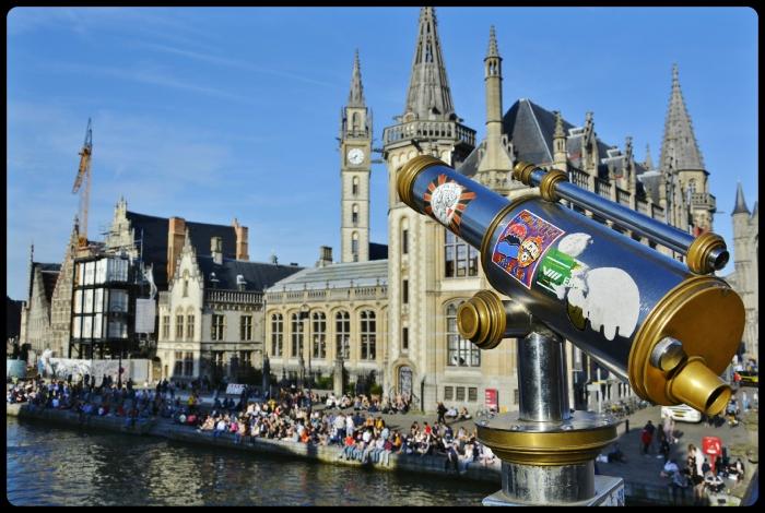 Gand/ Belgique 2018