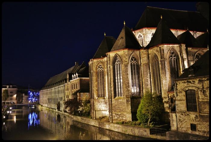 Gand / Belgique 2018 ( église Saint-Michel)