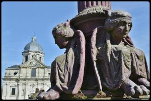 Gand / Belgique 2018 ( la basilique Saint Pierre)
