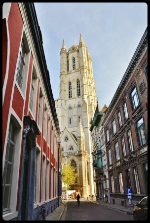 Gand / Belgique 2018 (Cathédrale-Saint Bavon)