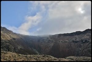 Lanzarote 2018/ volcan de la Corona