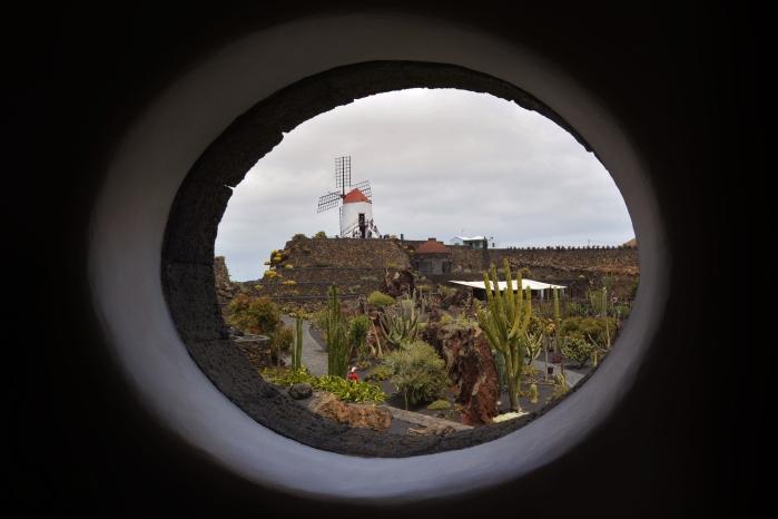 Jardin de cactus / Lanzarote 2018